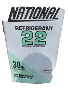 Refrigerant R22 30r22 30lbs Cylinder Freon Email Me Before Paying Pls Thanks