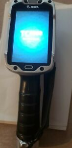 Zebra Tc8000 Handheld Touch Mobile Barcode Computer Scanner Fast Ship