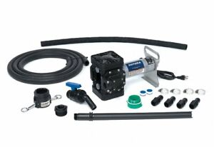 Sotera Chemical Transfer Pump W discharge Hose Manual Nozzle Ss460bx731pg