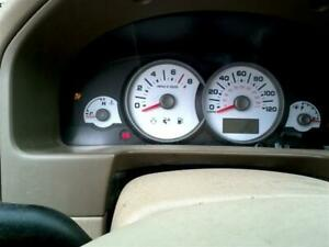 Speedometer Cluster 2005 Ford Escape