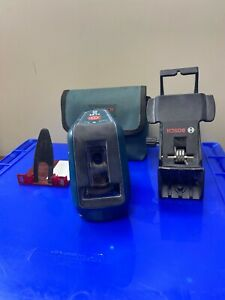 Bosch Laser Level Gll 3 15 Self Leveling Used