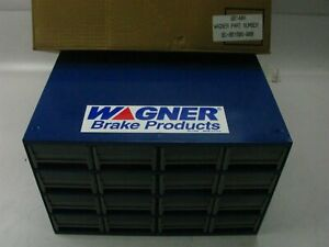 Wagner 96140a Small Parts 12 drawer Organizer Cabinet