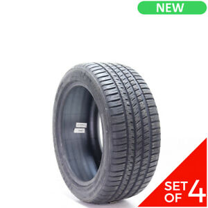 Set Of 4 New 255 45zr18 Michelin Pilot Sport A s 3 99y 9 5 32