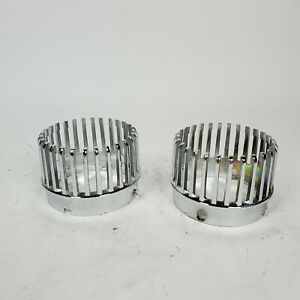 59 1959 Cadillac Tail Light Bezel Lot Of 2 Reproduction