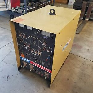Hobart Ct300dc s Cyber tig 300 Dcs Welder Spec 6102 1 Used