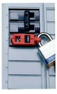 Brady Single Pole Circuit Breaker Lockouts 754473656881