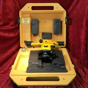 Cst Berger 54 140b Transit Surveyor Level With Case Clean Minty Ready For Work
