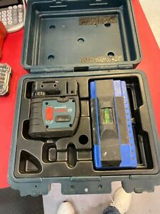 Bosch Gpl 5 5 point Self leveling Plumb And Square Alignment Laser