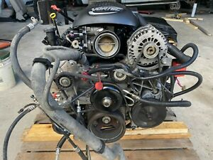 2004 Chevy Silverado 5 3 Lm7 Engine Trans 4l60 Pull Out 4wd Ls1 Ls2 Ls6