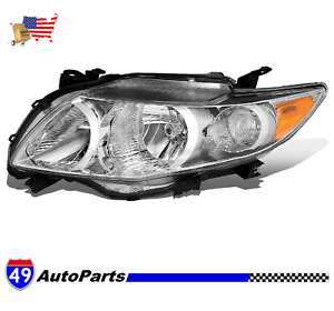 For 2009 2010 Toyota Corolla S Xrs Headlight Lamp Lh Driver Side Capa To2502183c