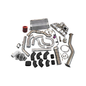 New Cxracing Turbo Manifold Intercooler Kit For 98 05 Lexus Is300 2jz Ge Na T
