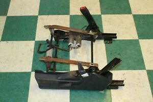 2001 2002 Silverado Sierra Lh Left Driver Electric Power Seat Frame Track Motors