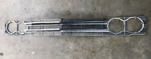1963 Oldsmobile 98 Grill 63 Ninety Eight Grille Fd19 4 19 Grill Oem Olds Front