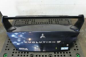 Mitsubishi Evolution Vii 7 Rear Trunk With Wing Spoiler Jdm Ct9a