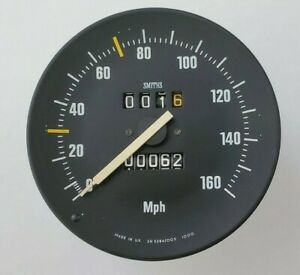 Jaguar Xjs Smiths Sn 5364 005 Speedometer Cable Driven 62 Miles New Old Stock