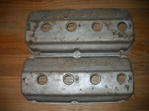 Chrysler Used Original Chrysler Fire Power Hemi Valve Covers Nice To Refinish