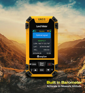 Gps Land Meter Accuracy Gnss Receiver Survey Equipment Slope Area Distance Tool