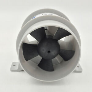 Marine Bilge Blower Electric In Line Bilge Air Blower 4 Inch Water Resistant