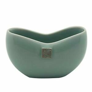 Bangqiao Ceramic Business Name Card Holder Display Stand For Desk Home And Off