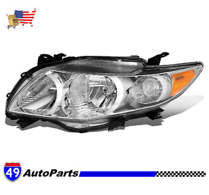 For 2009 2010 Toyota Corolla S Xrs Headlight Lamp Lh Driver Side To2502183