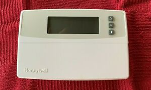 Honeywell Ct3600 Programable Thermostat White Exc Condition Manual Free Ship