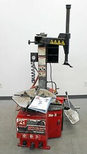 Ranger R980xr Tabletop Rim Clamp Tire Changer 9 30 Wheel Machine Coats