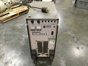 Sensarc Es350 350a Gas Metal Arc Welding Power Source 304bk