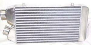 New 25 x11 x3 Turbo Intercooler Same Side 2 5 Inlet Outlet