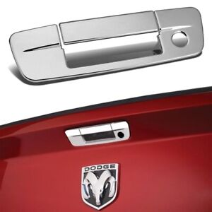 For 2009 2018 Dodge Ram 1500 10 18 Ram 2500 3500 Chrome Tailgate Handle Covers