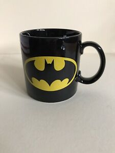 Vintage BATMAN Coffee Mug Cup- Made By Applause