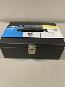 Steelmaster Cash Box With Security Cable