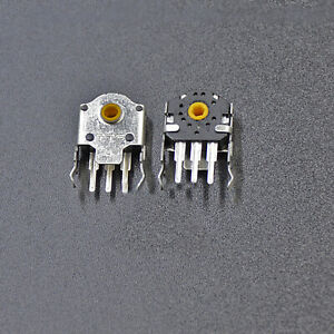 High Precision Portable Yellow Ttc Roller Wheel Mouse Encoder Replacement Part