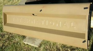 Nos1969 1975international1974tailgate1973pickup1972truck1971sign1970scout1968