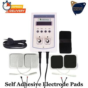 Professional Electrotherapy Physical Pain Relief Therapy Machine 2 Channel Unit