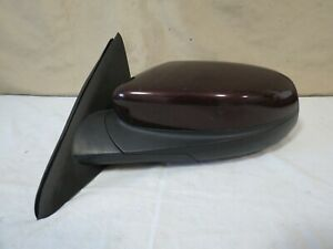 10 18 Ford Taurus Power Heat Side View Door Mirror Left Driver Puddle Lamp Oem