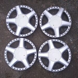 Oz Oettinger 17 5x112 Faces With Center Caps