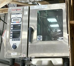 Rational Climaplus Combi Oven Cpc61 Model 208v Combination Oven