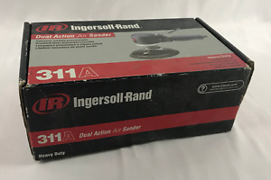 Ingersoll Rand Dual Action Air Sander 311a Heavy Duty