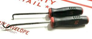Snap On Tools Mini Pick Tool Set Of 2 Sg3ash90 Sg3ash Fast Shippiing