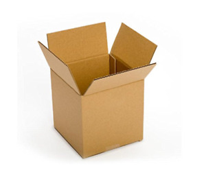 25 8x8x8 Cardboard Paper Boxes Mailing Packing Shipping Box Corrugated Carton z