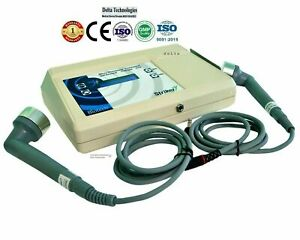 1 3 Mhz Frequency Chiropractic Ultrasound Therapy Physiotherapy Pain Relief
