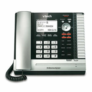 Vtech Up406 4line Operation Corded Phone Upto 5 way Conferencing Call Transfer