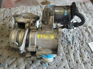 Throttle Body 3 0l Diesel Twin Turbo Fits 09 13 Bmw X5 526554
