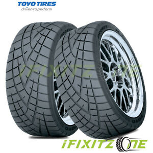 2 Toyo Proxes R1r 225 45zr16 89w Extreme Performance Summer Tires