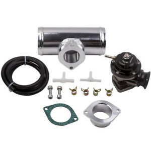 Type Rs Type S Blow Off Valve Bov 2 5 Inch Aluminum Flange Pipe Adapter Kit