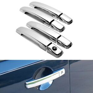 For 2005 2020 Nissan Frontier 07 12 Sentra 04 08 Maxima Chrome Door Handle Cover