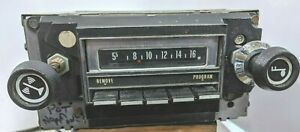 1973 1978 Gm Chevy Olds Repaired Working Am 8 Track Stereo Radio With Warranty