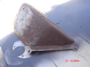 Chevy Transmission Steel Flywheel Flex Plate Cover Automatic Dust Shield Oem Gm
