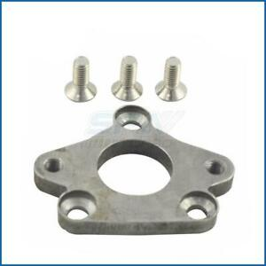 2 Bolt Wastegate Adapter For S Fitting Turbo Manifolds