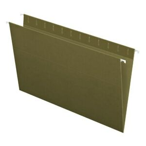 Pendaflex Standard Green Hanging Folders Legal Size Standard Green Box Of 25